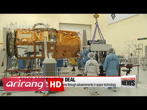 Korea, U.S. to ink deal on space cooperation