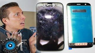 Motorola Moto G Glas Display Wechseln Tauschen Reparatur [Deutsch] Replacement