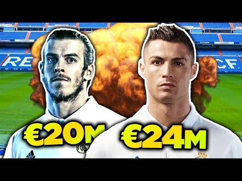 Gareth Bale & Cristiano Ronaldo To Sign Massive New Deals?! | Transfer Talk