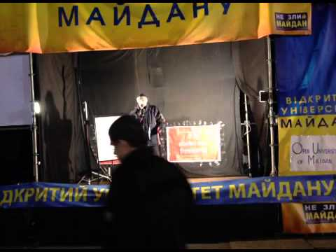 maidan's open university + spilno.tv recorded live on 30.12.