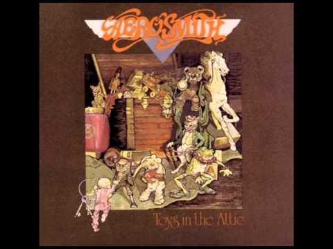 Aerosmith Toys In The Attic Original Vinyl Side 2