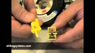 Airbag Systems How to Test a Clock Spring 2016