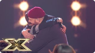 Anthony Russell sings with Tom Walker | Final | The X Factor UK 2018