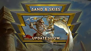SMITE - Update Show VOD - Sands and Skies