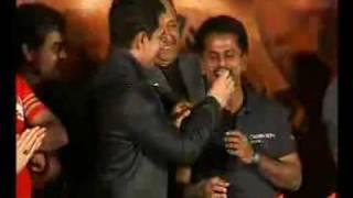 Ghajini Success Party - Amir Khan, Asin and Hot Jiah Khan