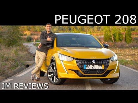 Peugeot 208 GT-Line 2020 - Sim, O Rei Do Segmento!!! #INCREDIBLE!! - JM REVIEWS 2019