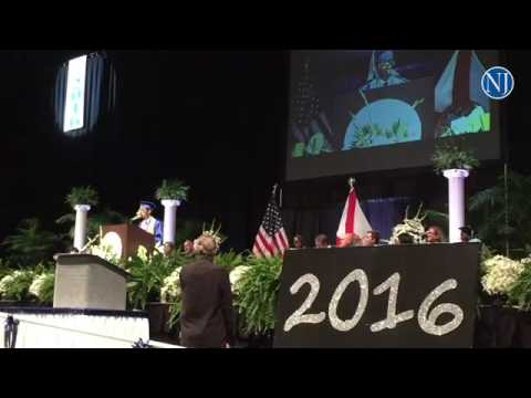 VIDEO: Matanzas High School graduation ceremony at the Ocean Center in Daytona Beach on Thursday, Ma