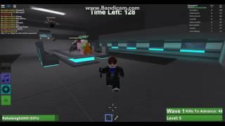 jugando un poco de zombie se apresuran en roblox