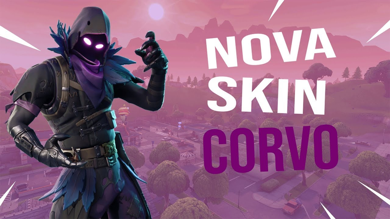 Fortnite Nova Skin Corvo  Kills Fortnite Battle Royale Gameplay