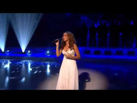 Leona Lewis - Footprints In The Sand - Live