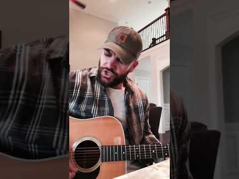 Dylan Scott Pays Tribue To Daryle Singletary