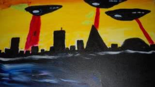 Alien UFO Invasion in 2019 - 2020?  Nostradamus and Revelation Prophecies
