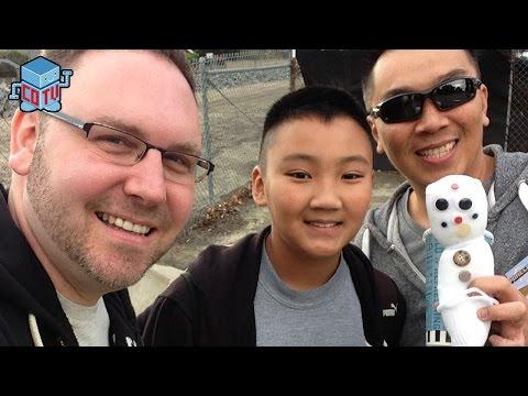 The Asian KID Gamer + The Asian GUY Gamer Interview