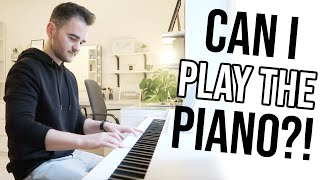 CAN I PLAY THE PIANO?! Author Vlog 7 видео