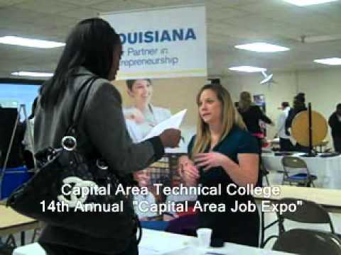 Capital Area Technical College 14th Annual Job Expo