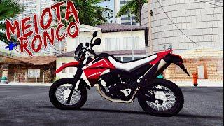 ♛Yamaha Xt 660 ♠Meiota♠ + Ronco (GTA Sa)♛