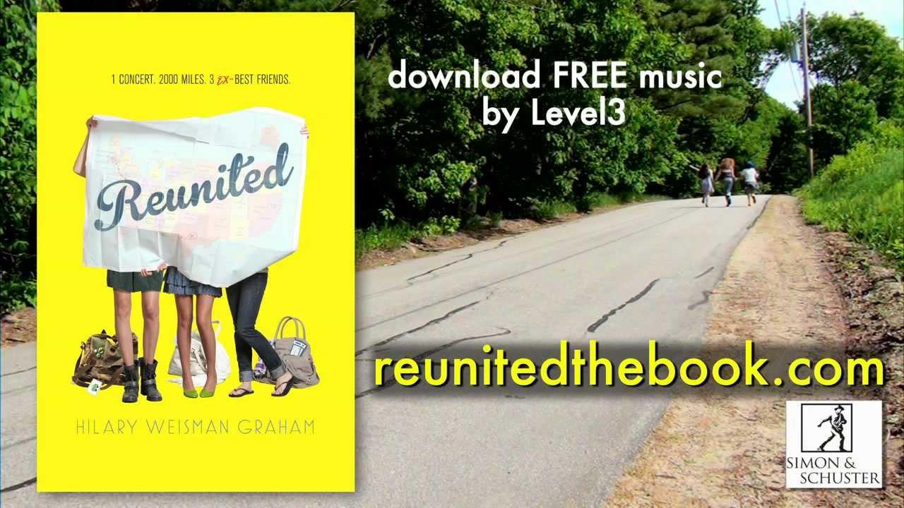 Reunited  Official Book Trailerv