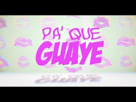 Alex Rose & CNCO – Pa Que Guaye