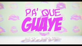 Alex Rose, CNCO - Pa' Que Guaye (Letra Oficial)