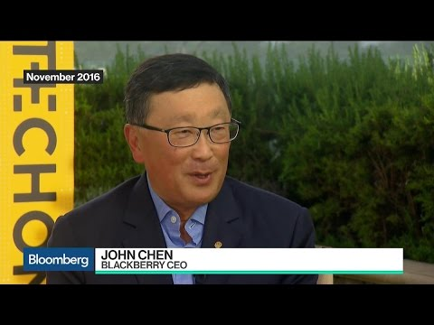 BlackBerry Faces Challenges in Pivot to Software