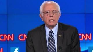 (Democratic Debate) Bernie Sanders: Why Black lives matter