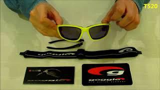 Очки маска Goggle T520   обзор