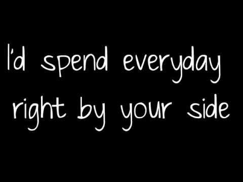Without You - My Darkest Days (Lyrics)