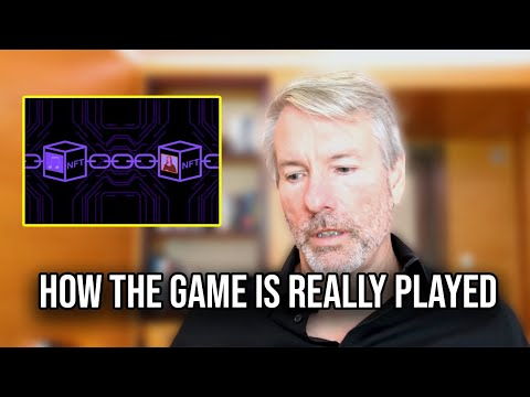 What They're Not Telling You About Altcoins \u0026 NFTs    Michael Saylor