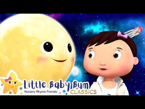 Solar System Song! Science! +More Nursery Rhymes & Kids Songs - ABCs and 123s | Little Baby Bum