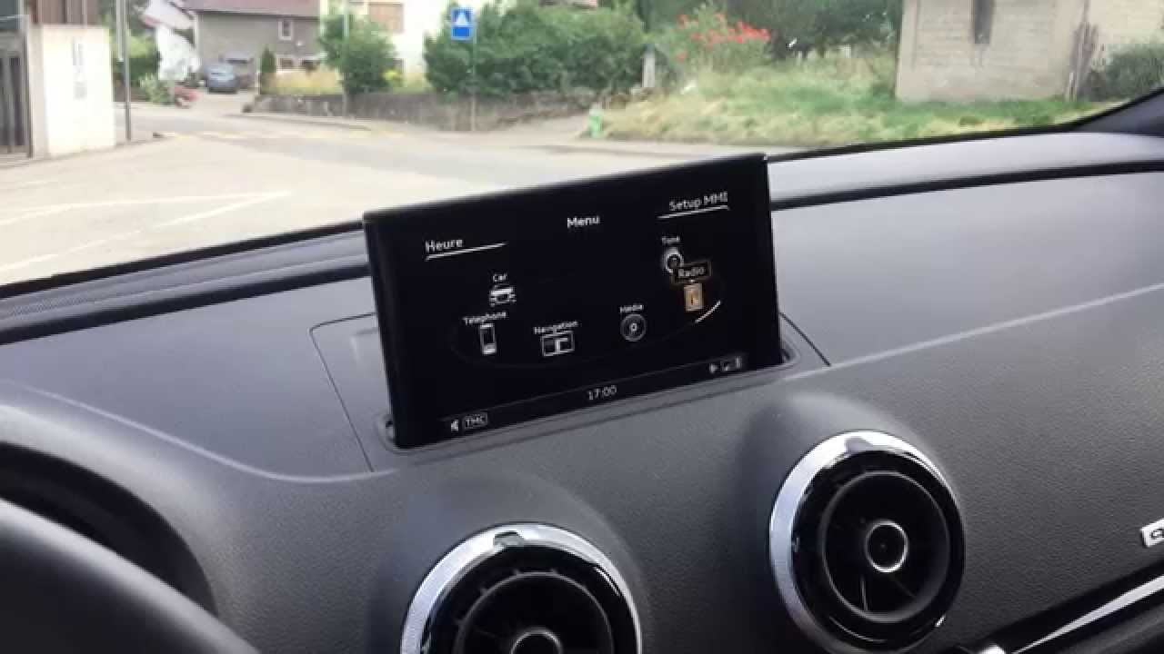 Cool Technology On The Audi S3 Sportback Abt Youtube