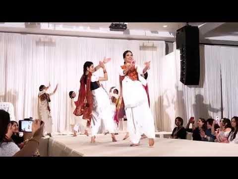 Sunehri Pippal Pattian @ Kurti Mal Mal Di ArmanDBG2019 | Filme Academy