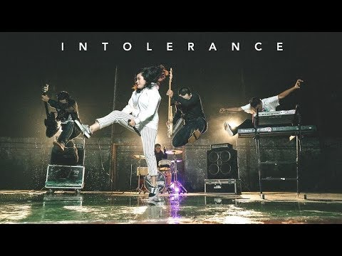 STARLIT - INTOLERANCE  ( OFFICIAL MUSIC VIDEO )