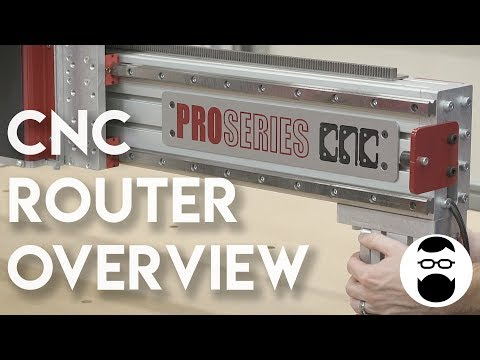 Avid CNC Router Overview