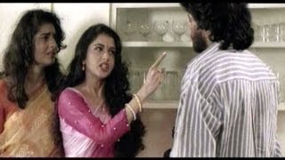 Mad love - omkaram movie highlight scene - rajasekhar, prema, bhagyashree