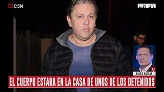 Encontraron muerto a Fabián Gutiérrez, ex secretario de Cristina Kirchner