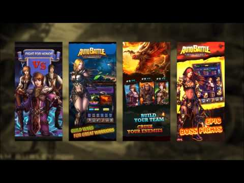 Auto Battle HD Gameplay Trailer