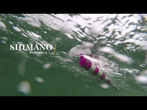 How Lures Swim: Shimano Pop Orca