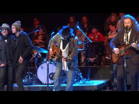 My Morning Jacket w/ Neil Young & Elvis Costello - Oh Sweet Nuthin - Neil Young's Bridge School