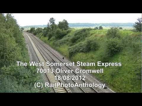 The West Somerset Steam Express