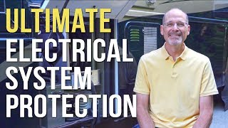 Ultimate RV Electrical System Protection⚡️ - Hughes Autoformer & Power Watchdog