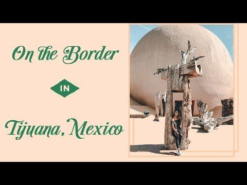 Tijuana Travel Guide: Cultural Center & Foodgarden Plaza Rio (2018)