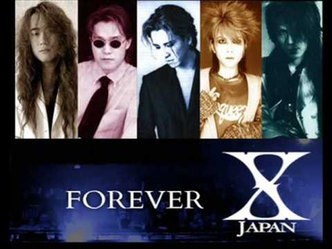 X Japan On Guitar Forever Love