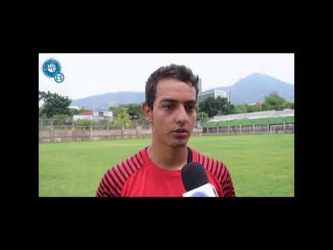 Emilio Rivera - Preseleccionado Nacional Sub21