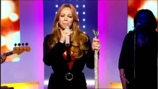 Mariah Carey - I Want To Know What Love Is - Live -26/11/2009