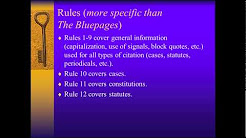 1L's Guide to the Bluebook