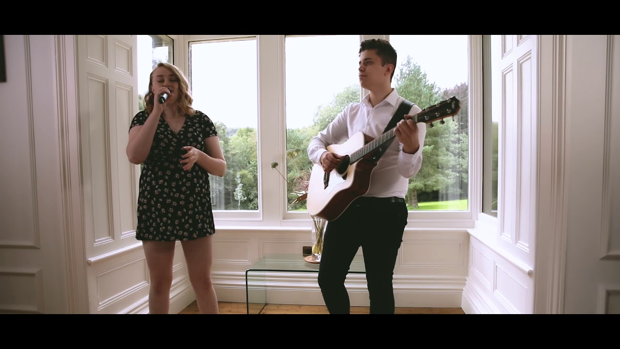 'Can't Help Falling In Love' - Elvis Presley cover | Becky & Josh