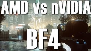 bf4 amd vs nvidia the graphics card shoot out