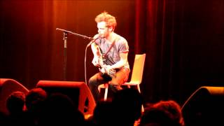 The Tallest Man On Earth - On every page, live at Paradiso, 4 July 2012