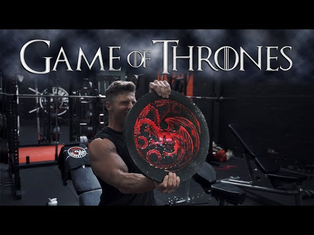 GAME OF THRONES INSPIRED WORKOUT !!