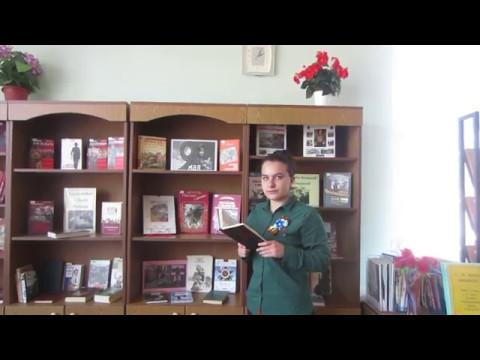 Изображение предпросмотра прочтения – ТатьянаВасильева читает произведение «Чулочки» М.М.Залилова (Джалилова)